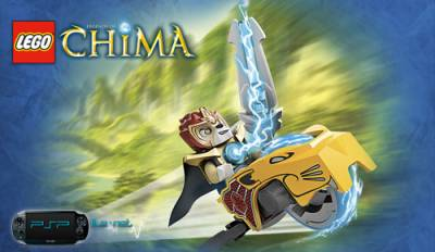 Анонс игры: LEGO Legends of Chima: Laval's Journey
